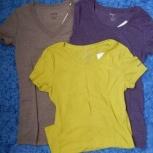 Новые футболки Reebok размеры XS. S, М, L, Новосибирск