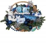 Подарки, подарочные корзины на новый год, Новосибирск