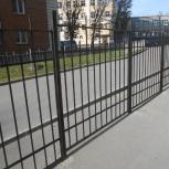 Забор 190см*2000см и Ворота 190см*3000см, Новосибирск