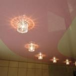 Закладная для осветительного прибора в натяжные потолки шт., Новосибирск