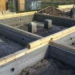 Фундаменты,бетонные работы., Новосибирск