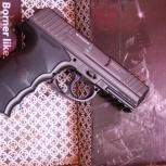 Продам пневматический пистолет Borner W3000, Новосибирск