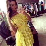 Продам очень красивое летнее платье, Новосибирск