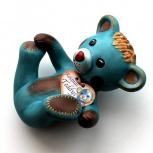 Фарфоровая фигурка медвежонка Тедди «Пеппино» («Goebel», Германия), Новосибирск