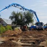 Услуги бетононасоса, Новосибирск