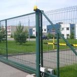 Установим откатные ворота, Новосибирск