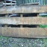 Продам деревянные  б/у   поддоны  под кирпич., Новосибирск