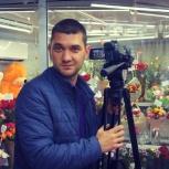 Видеооператор на любое мероприятие, 4К, Новосибирск