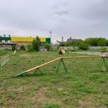 Площадка для дрессировки собак, Новосибирск