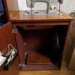 Швейная машинка чайка, Новосибирск