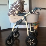 Продам детскую коляску VERDI 2в1 SONIC, Новосибирск