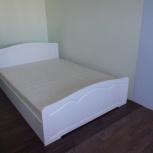 Продам кровать с ортопедическим матрасом, Новосибирск