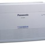 АТС Panasonic KX-TES824 RU, Новосибирск