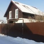 Строительство домов,  стоимость 117м.кв под чистовую отделку, Новосибирск