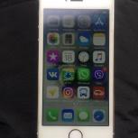 Продам Apple iPhone 5s 16gb Gold, Новосибирск