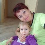 Ищу работу няней в семьях или у себя дома., Новосибирск