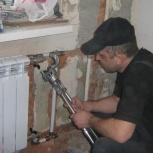 Любые сантехнические работы, Новосибирск