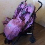 Коляска летняя, детская 2-х местная, Новосибирск