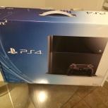приставка Sony PlayStation 4 500гиг., состояние 10 из 10, Новосибирск