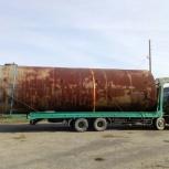 Перевозка гаражей. Перевозка киоска - вагончика. Перевозка негабарита., Новосибирск