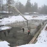 Противоморозная добавка в бетон и цементные растворы ПМП-1, Новосибирск