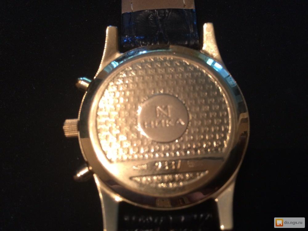 Золотые часы продам б у часов спутник стоимость