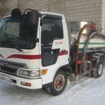 Услуги ассенизаторской машины, Новосибирск