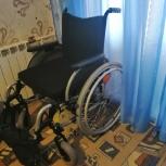 """Кресло-коляска для инвалидов """"Старт"""", Новосибирск"""