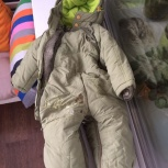 отдам даром зимний костюм на ребенка, Новосибирск