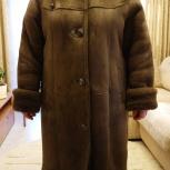 Дублёнка женская коричневая, Новосибирск