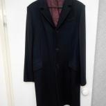 Продам пальто мужское,кашемировое, Новосибирск