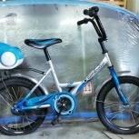 """Продам велосипед 16"""" (для детей 5-7 лет), Новосибирск"""