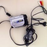 Цифровая Видеокамера SONY DCR-DVD610E, Новосибирск