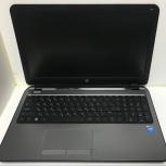 Почти новый ноутбук HP 250 G3, Новосибирск