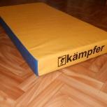 Продам детский мат кемфер (сине-желтый)., Новосибирск