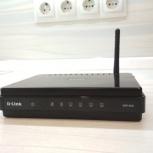 Продам Wi-fi роутер D-Link DIR-300, Новосибирск