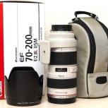 Продам объектив Canon EF 70-200mm f/2.8L USM, Новосибирск