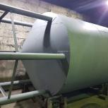 Вертикальные резервуары, силосы, от производителя, Новосибирск