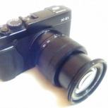 Фотоаппарат Fujifilm X-E1 kit 16-50/3.5-5.6 OIS II, Новосибирск