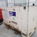 Продам генератор 32 kW, дизель, Новосибирск
