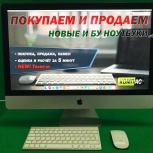 "Моноблок Apple iMac 27"", Новосибирск"