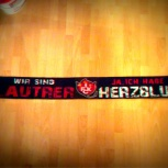 Шарф FCK Herzblut из Германии, Новосибирск