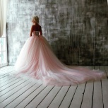 Свадебное платье - индивидуальный пошив, Новосибирск