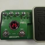 Процессор эффектов zoom - A2.1U, Новосибирск