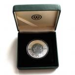 Ниуэ 1 доллар 2013 Серебро !! 250 лет Сузунскому монетному двору, Новосибирск