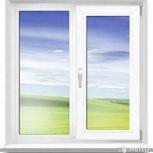 2х створчатое окно в панельный дом по акции! под ключ, Новосибирск