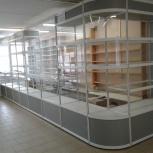 Торговые витрины, Новосибирск