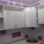 Изготовление корпусной мебели на заказ по индивидуальным размерам, Новосибирск