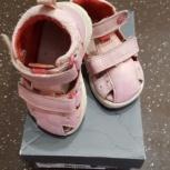 Продам сандали  ecco, Новосибирск
