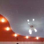 Натяжные потолки без наценок фирм, Новосибирск